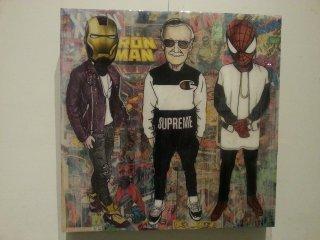 Iron man, Stan Lee, Spidey