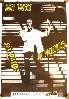 Sid / My Way original Poster 1980