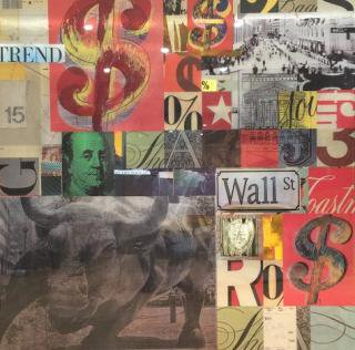 Dollar     (Andy Warhol)    ≪Price for Asking   お問い合わせください。≫