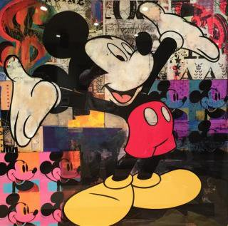 Micky Mouse    ≪Price for Asking   お問い合わせください。≫
