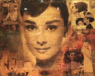 Audrey Hepburn     ≪Price for Asking   お問い合わせください。≫
