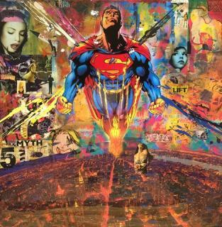 Superman    ≪Price for Asking   お問い合わせください。≫