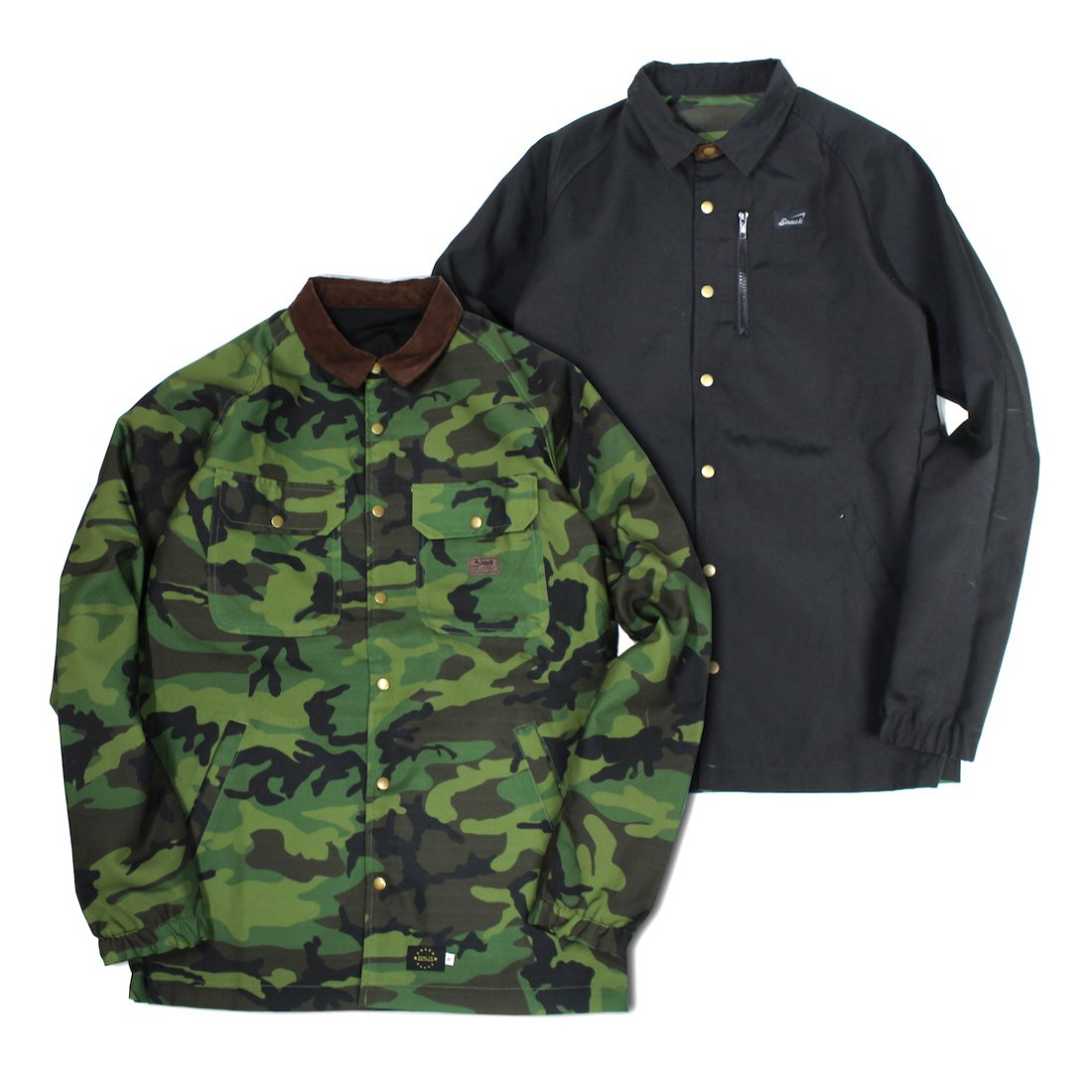 【SNACK】Field Reversible Jacket