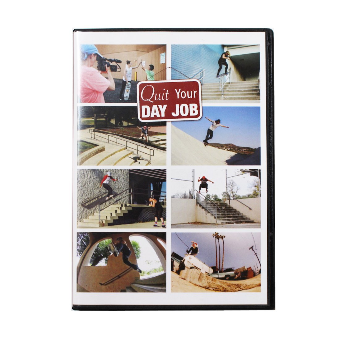 【QUIT YOUR DAY JOB】- DVD
