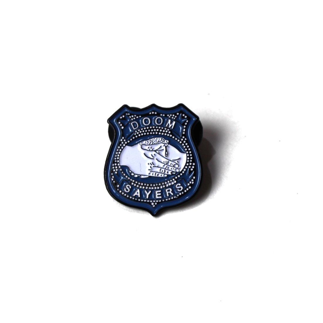 【DOOM SAYERS】Corp Cop Pins