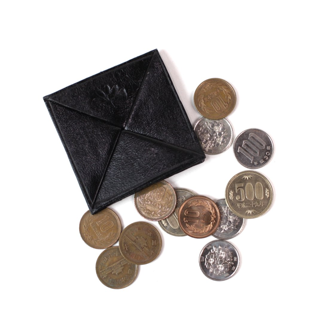 【MAGENTA】Sp21 Morrocon Coin Holder - Black