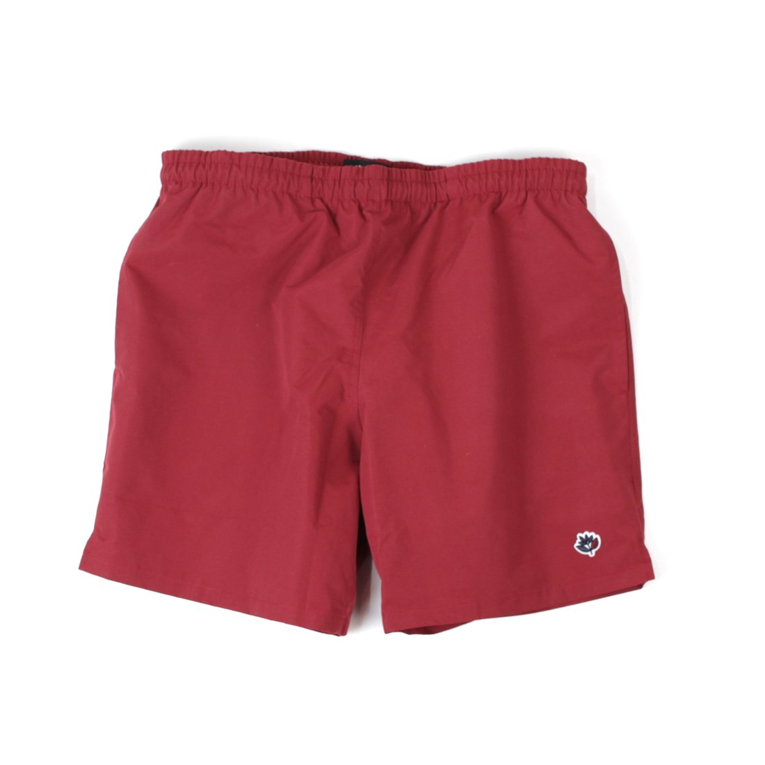【MAGENTA】Nylon Shorts - Burgundy