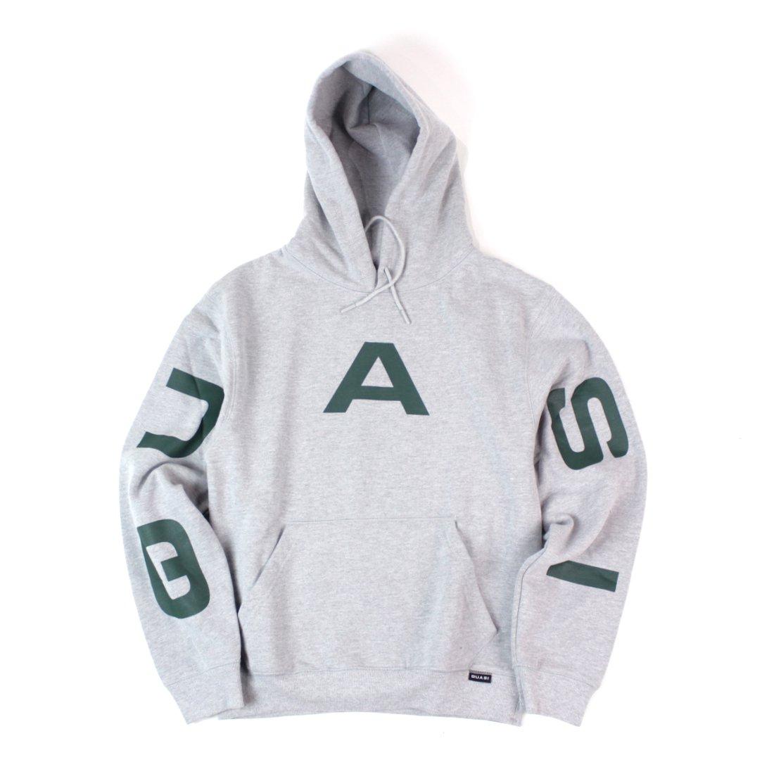 【Quasi】Pace Hood Sweat - Grey