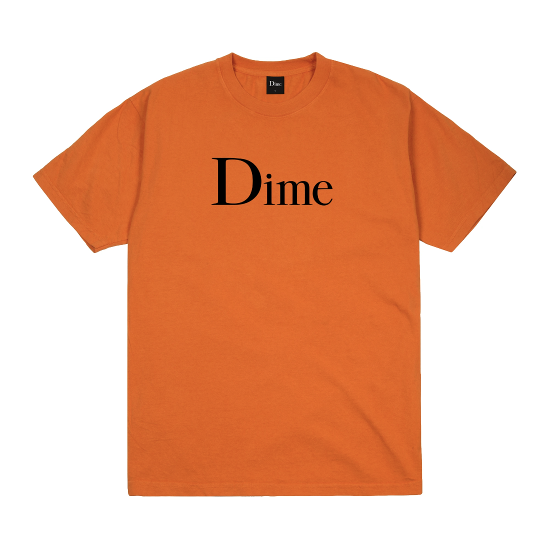 【Dime】Classic Tee - Burnt Orange