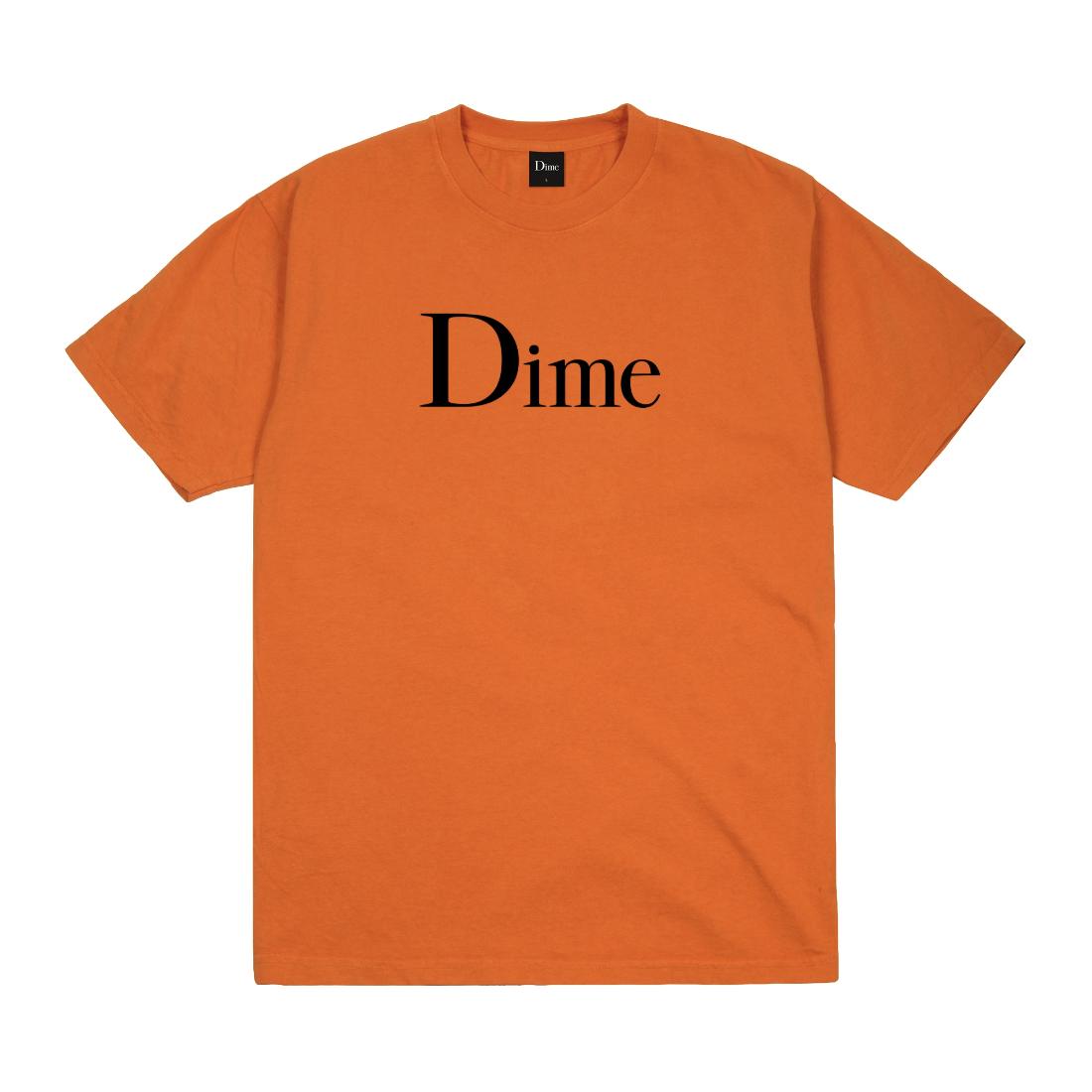 【Dime】Classic Tee - Burnt Orange