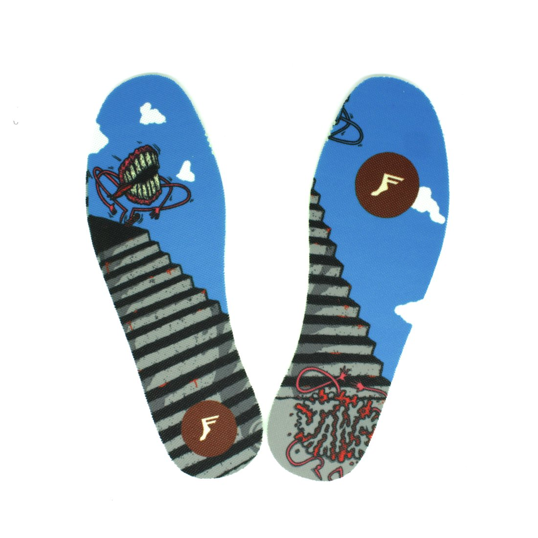 【FOOTPRINT INSOLE】Hi Profile King Foam