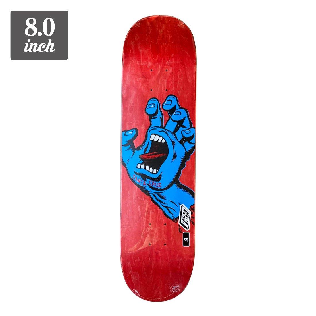 【8.0】Santa Cruz - Screaming Hand