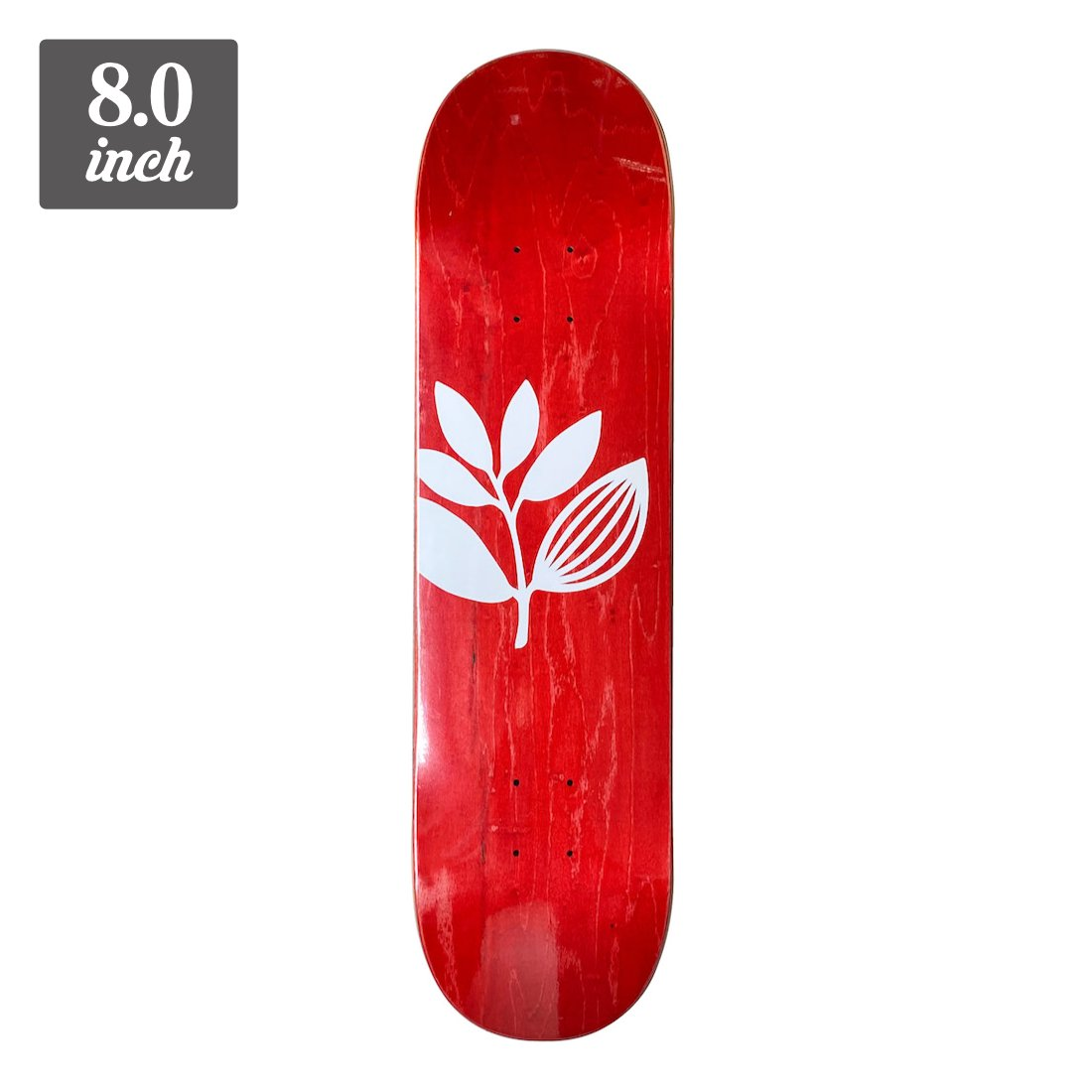 【8.0】Magenta Skateboards - Team Wood