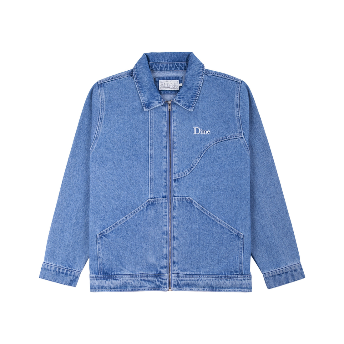 【Dime】Denim Chore Jacket - Light Wash