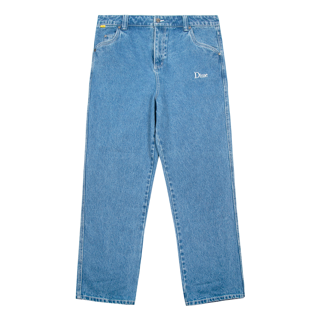 【Dime】Denim Pants - Light Wash