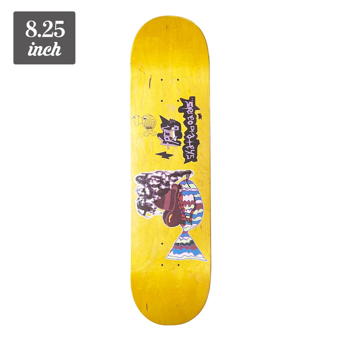 【8.25】Frog Skateboards - Smoking Fish
