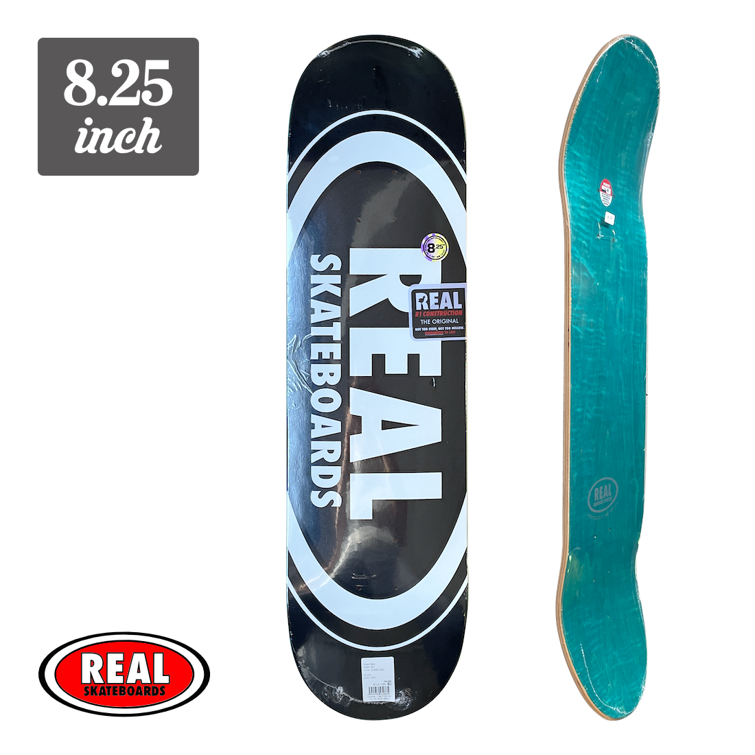 【8.25】REAL - Classic Oval