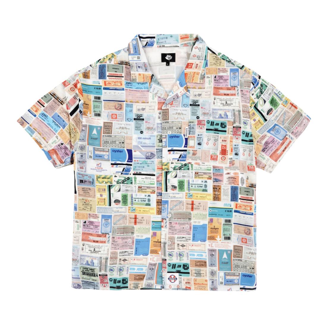 【MAGENTA】Free Ride Summer Shirt