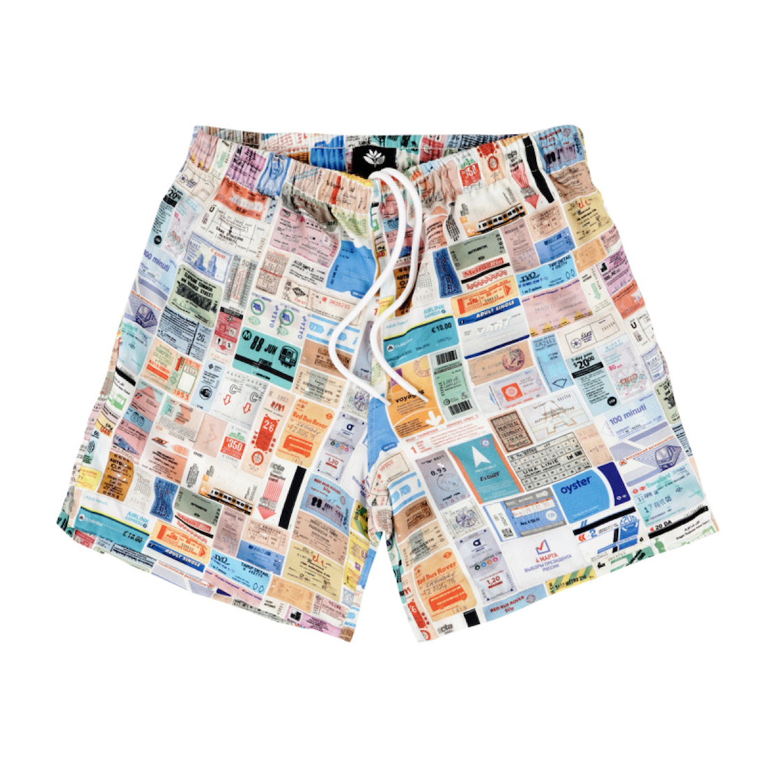 【MAGENTA】Free Ride All Over Shorts