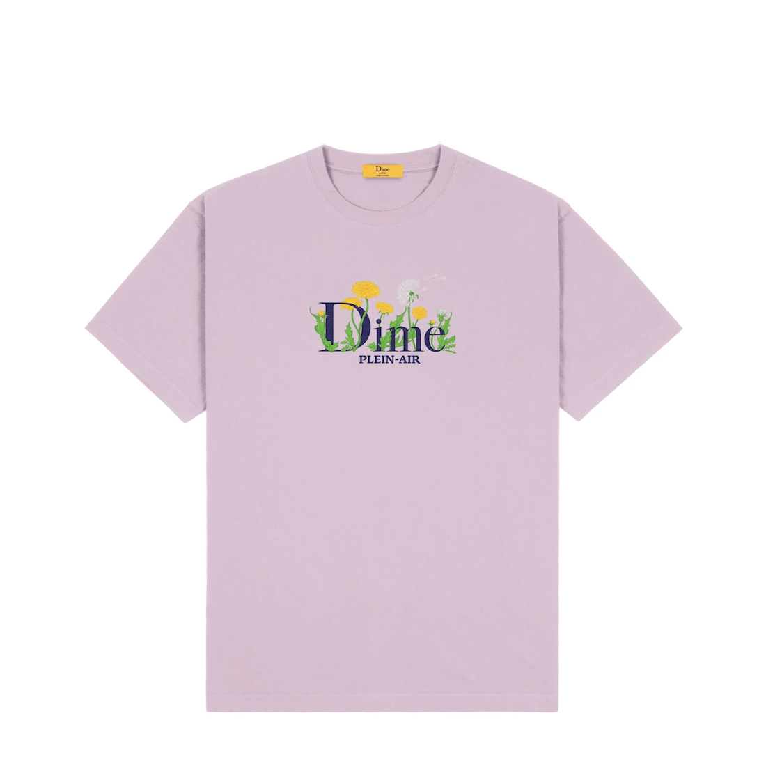 【Dime】Classic Allergies Tee - Lavender Frost