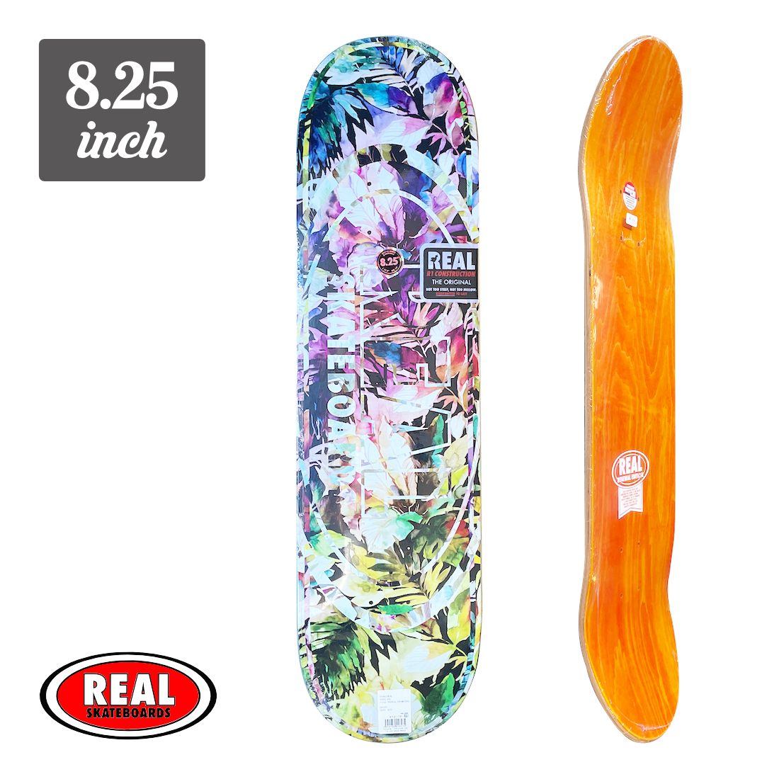 【8.25】REAL - Tropical Dream Oval