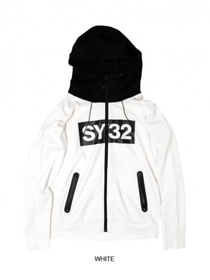 <img class='new_mark_img1' src='https://img.shop-pro.jp/img/new/icons33.gif' style='border:none;display:inline;margin:0px;padding:0px;width:auto;' />【SY32】HI-TECH JERSEY HOODIE