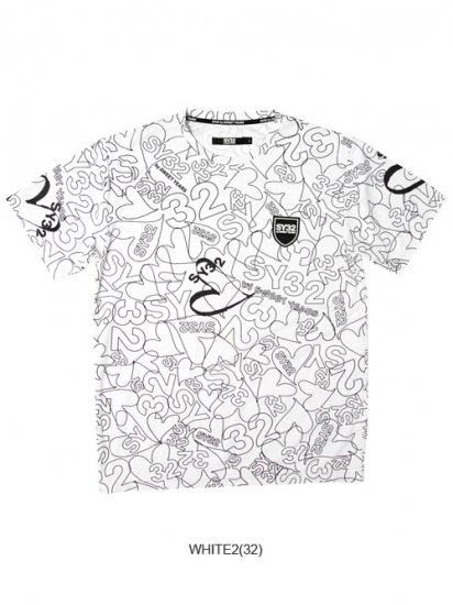 【SY32】GRAPHIC TEE 20