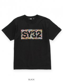 <img class='new_mark_img1' src='https://img.shop-pro.jp/img/new/icons14.gif' style='border:none;display:inline;margin:0px;padding:0px;width:auto;' />【SY32】 INK JET BOX LOGO TEE