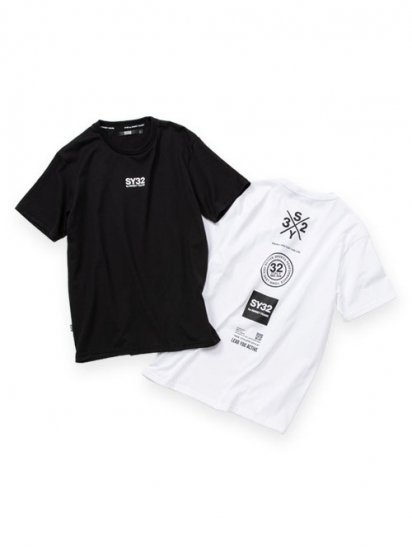 <img class='new_mark_img1' src='https://img.shop-pro.jp/img/new/icons14.gif' style='border:none;display:inline;margin:0px;padding:0px;width:auto;' />【SY32】 MULTI GRAPHIC TEE