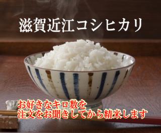 令和元年度産 滋賀近江コシヒカリ 1kg
