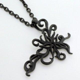 櫻紋ネックレス2020  ブラックver.