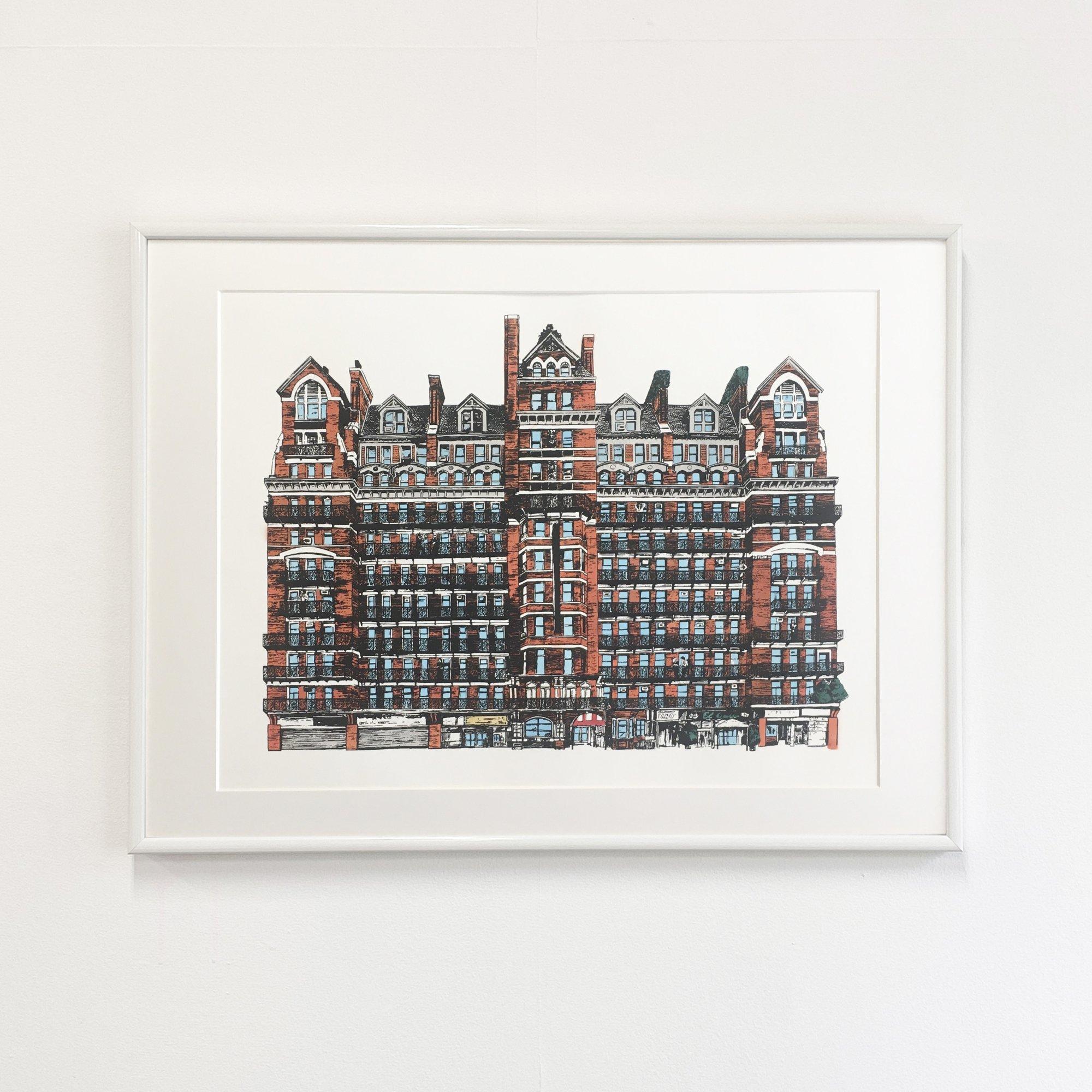 < kurry > Hotel Chelsea