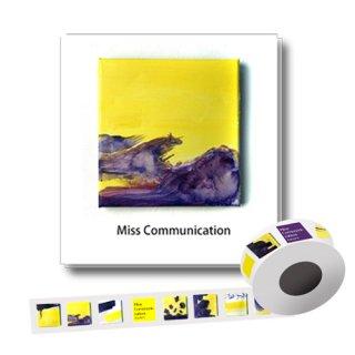 -miss.communication-カタログ&マスキングテープセット