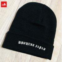 【BONHEUR】 JAPANニット帽
