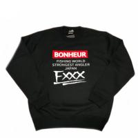 BONHEUR×FXXXコラボ トレーナー