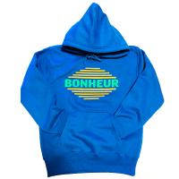 BONHEUR Icon hoodie/Blue