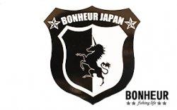 【BONHEUR】エンブレムステッカー