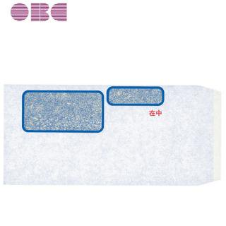OBC【オービック】奉行サプライ MF-12 単票請求書窓付封筒シール付