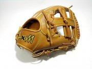 野球 ディーバイエム D×M 硬式 内野手用グラブ I-200 型付け無料