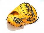 野球 ゼット ZETT 少年軟式用 ファーストミット BFJB70913 右投用 オレンジ