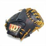 野球 ウイルソン wilson 硬式 トレーニング用 キャッチャーミット WTAHTG2BZ  日本製 20FW 【型付け無料】