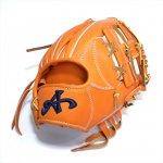 野球 BrandA ブランドA 硬式グラブ 硬式用グローブ 内野オールラウンド用 102BAM503285 手もみ型付け無料