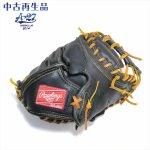 野球 中古再生品 ローリングス 少年軟式 キャッチャートミット GJ8HT2AC 中古野球用品