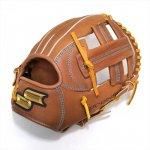 野球 エスエスケイ SSK 硬式グラブ 内野手用 サイズ5L プロエッジ PEK8445L21