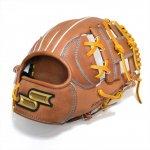 野球 エスエスケイ SSK 硬式グラブ 内野手用 サイズ6L プロエッジ PEK8666L21