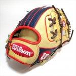 野球 ウイルソン WILSON 限定 軟式用グラブ 内野手用 サイズ11.5 WTARHH86H ワナビーデュアル DUAL