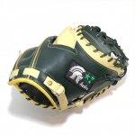 野球 ヘルム helm 限定 軟式用キャッチャーミット 捕手用 S503F-SPL 日本製 硬式材使用