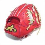 野球 BrandA ブランドA 硬式グラブ 内野手用 千葉牛レザー 千葉県産牛寺田レザー使用 日本製 108AT16