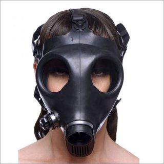 イスラエル ガスマスク