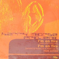 HARRY MORSE PROJECT / I'M ON FIRE (12
